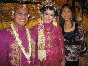 Ms. Ayu's Wedding